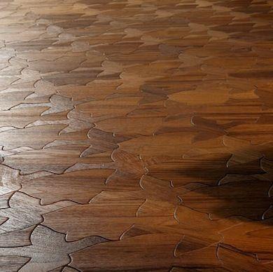 10 Stunning Wood Floor Patterns
