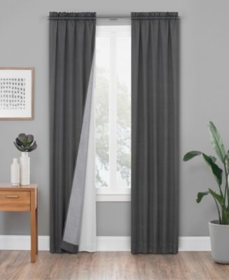 Eclipse 54 X 92 Woven Thermaliner Pair Reviews Window