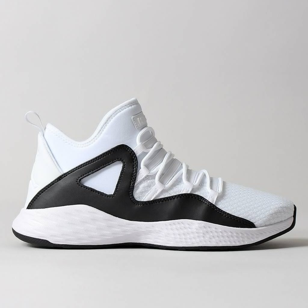kicksdaily: Air Jordan Formula 23 'Black & White' .