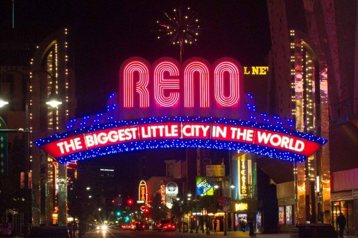 Reno Arch (Foto: Travel Book)