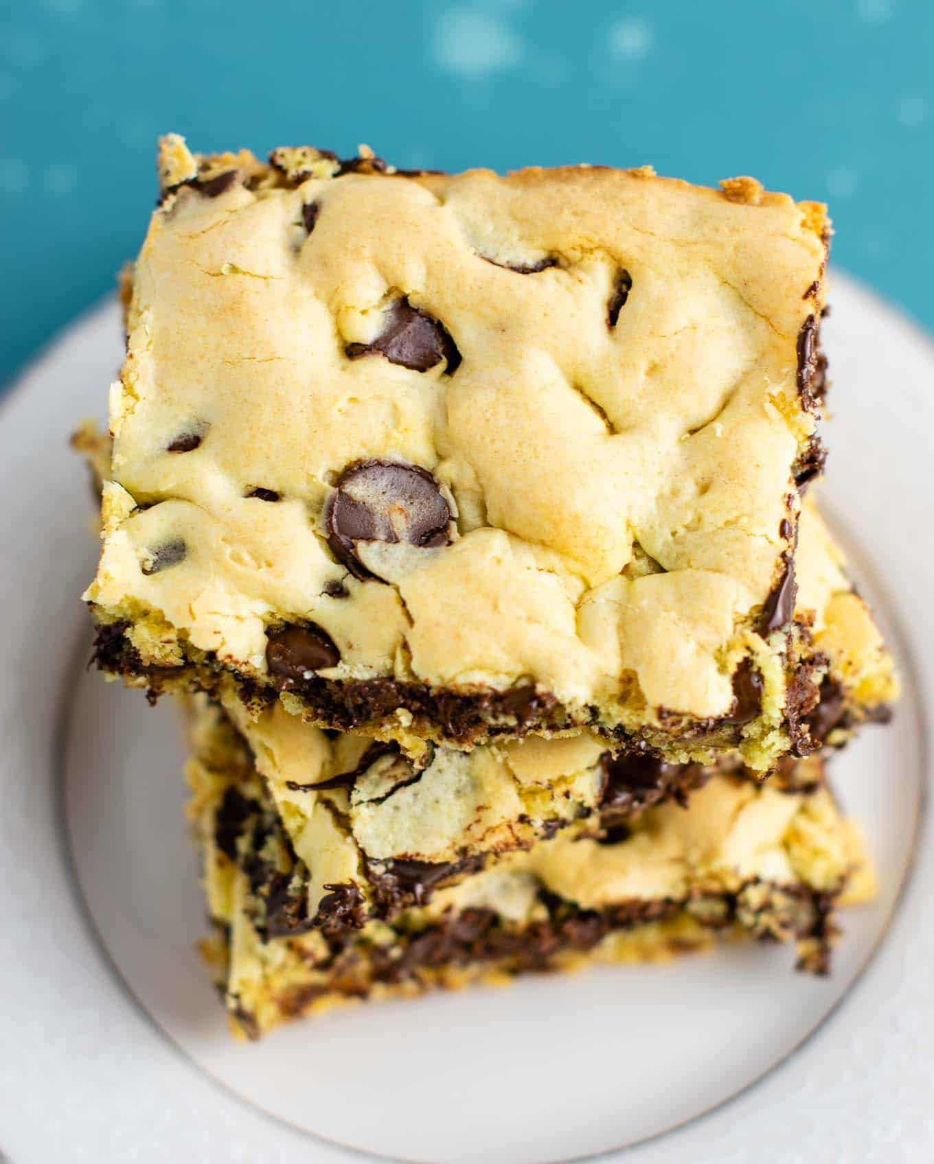 Yellow Cake Mix Recipes With Images Cake Mix Cookie Bars Cake