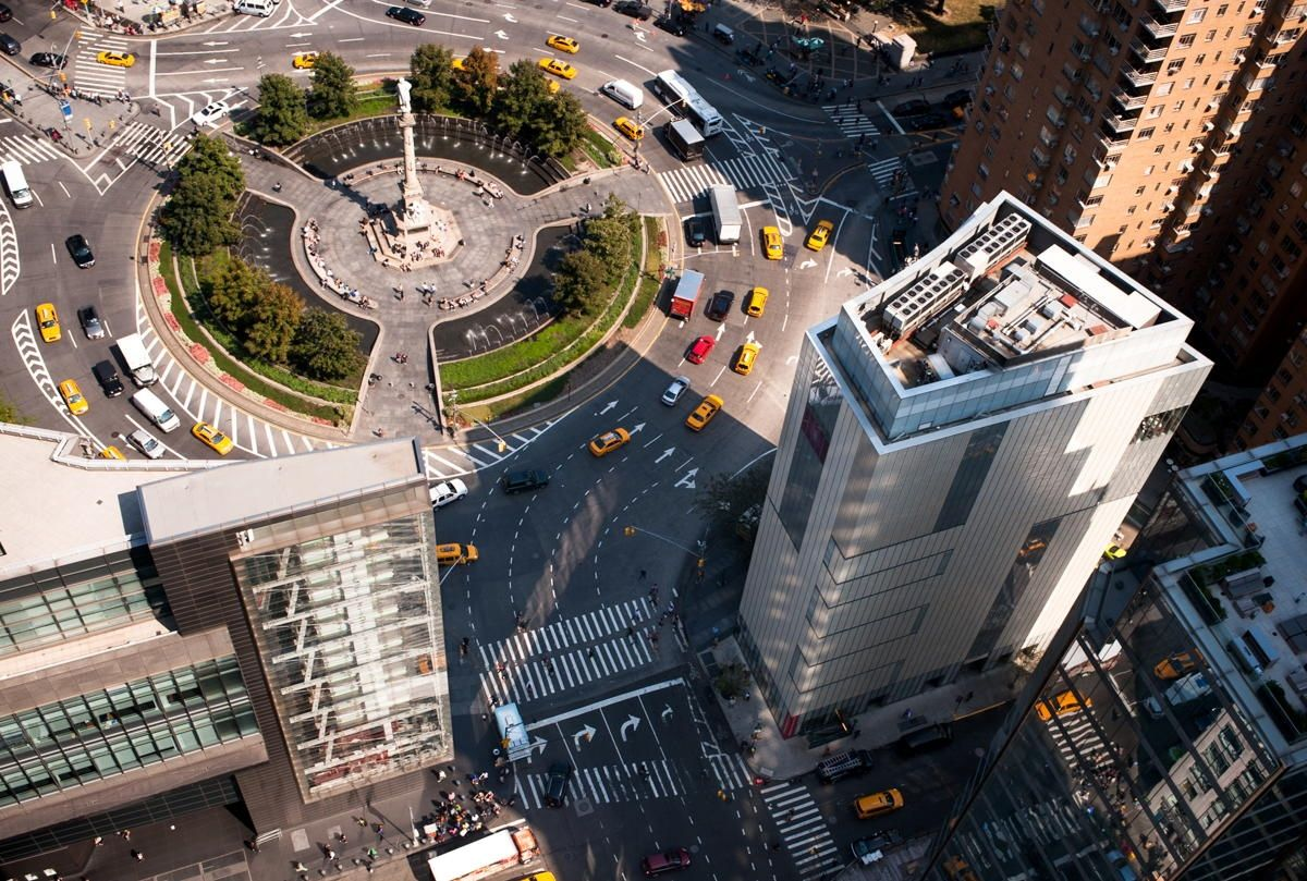 Intersection | NYC - Columbus Circle