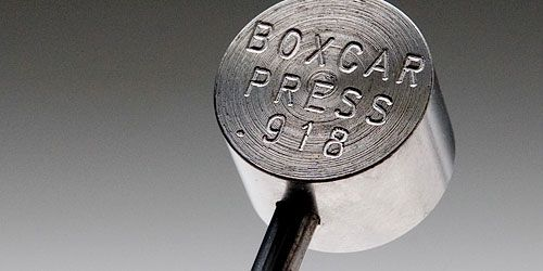 Letterpress printing and photopolymer supplies from Boxcar Press