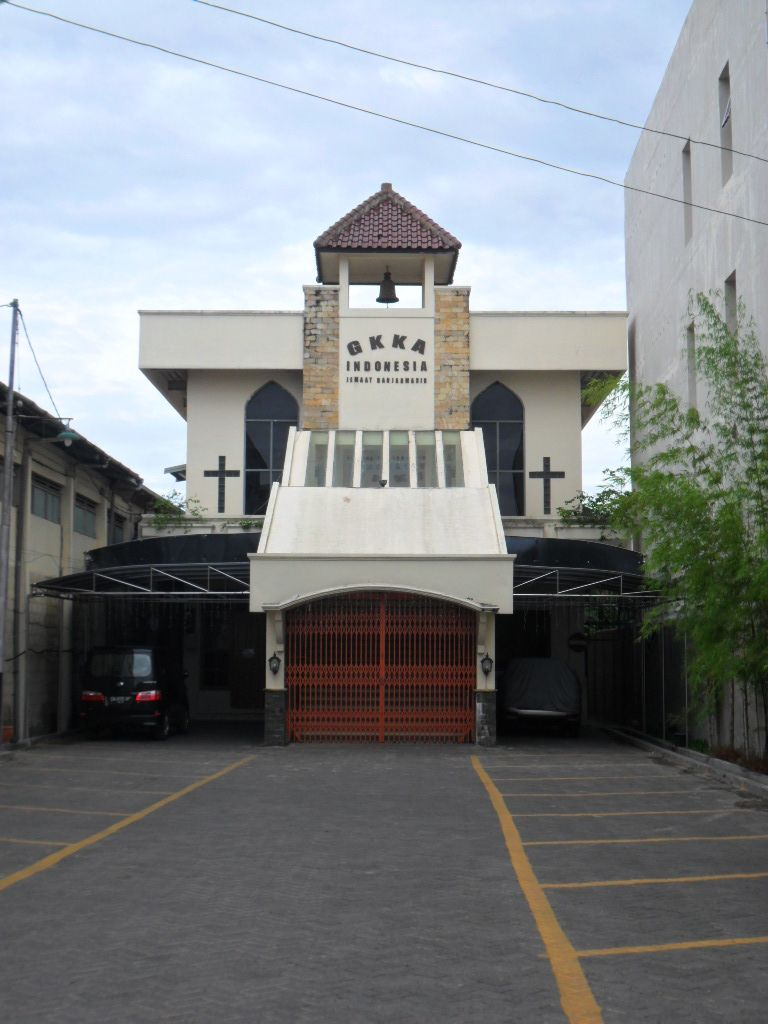 Gereja Kalam Kebangunan Allah Word Of God Revival Church In Indonesia Allah Is The Word For God Ferry Building San Francisco Indonesian Language Indonesia