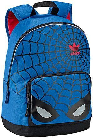 genéticamente danés incidente  Kids Disney Spider-Man Backpack @ adidas | Men's backpack, Backpacks,  Spiderman