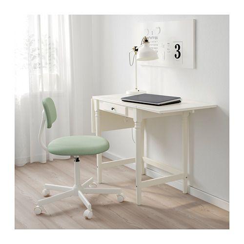 Ingatorp Desk White Ikea Ikea Desk Hack Ikea Desk Ikea Folding Desk