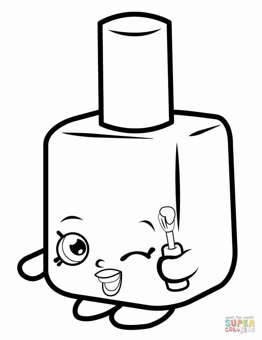 Shopkins Free Printables Coloring Pages Unique Unique Lippy Lips