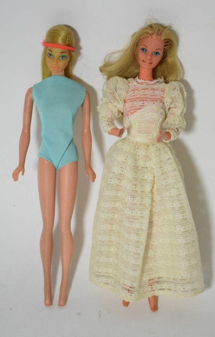 la mia prima barbie anni 60 70 - (con immagini) | Barbie, Bambole