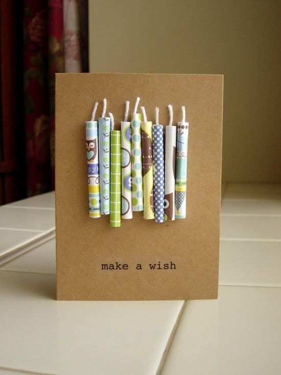 5 id es diy pour c l brer l anniversaire de catherine elle m tre vivre cards. Black Bedroom Furniture Sets. Home Design Ideas