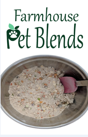 Farmhouse Pet Blends Is The Key To Making Homemade Pet Treats With Ease Nutritious Snacks Healthy Pet Treats Food Allergies