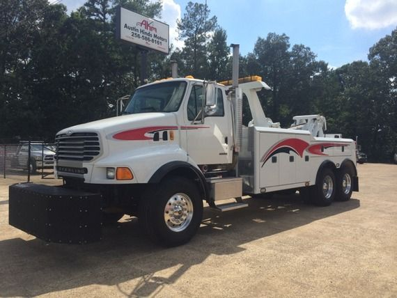 Sterling Tow Trucks Bargningsbil