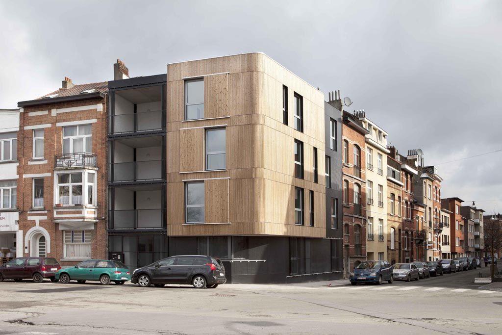 nominatie architectuur groepswoningen – Librex   A+