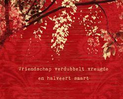 Verrassend Liefde & Vriendschap | Happinez e-cards - Happinez | Vriendschap DA-28