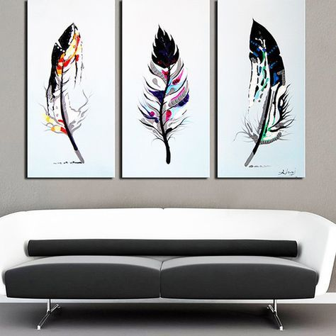 Pin By Robert Watkins On Art 3 Piece Canvas Art Oversized Canvas Wall Art Diy Canvas Wall Art