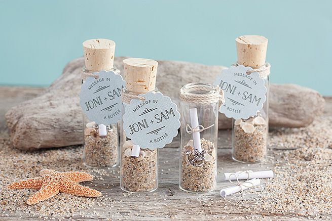Gift From The Sea Wedding Reading: 3 DIY Nautical Wedding Favor Ideas In 2019