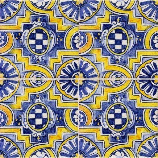 1stdibs Antique And Modern Furniture Jewelry Fashion Art Tile Muralsart Tilesmosaic Tilesvictorian Tilesspanish