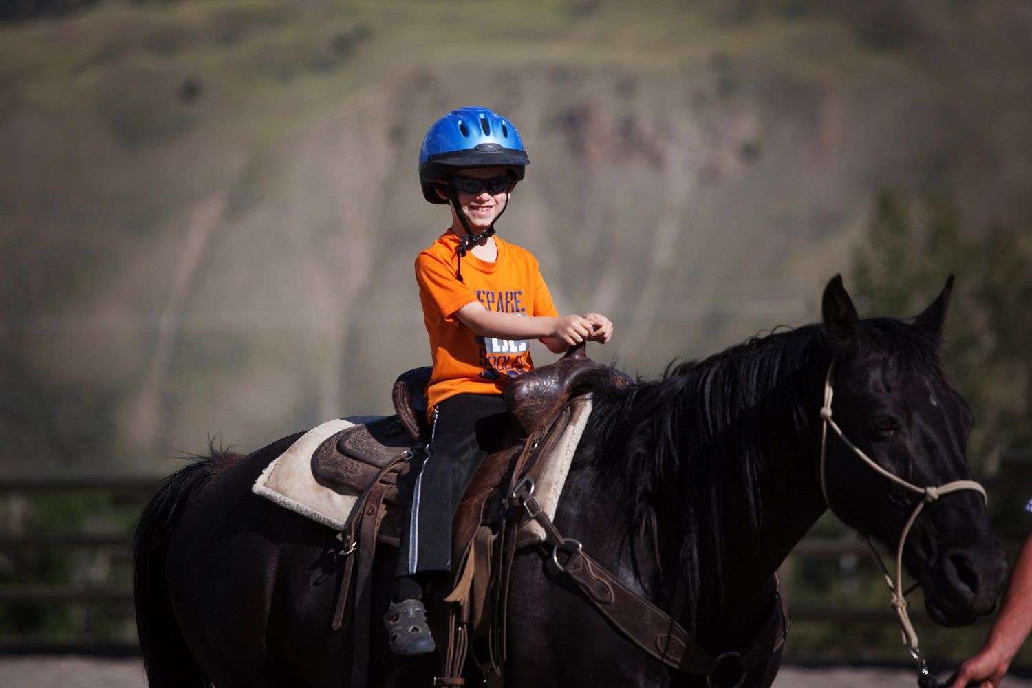 Riding In Cody Wyoming
