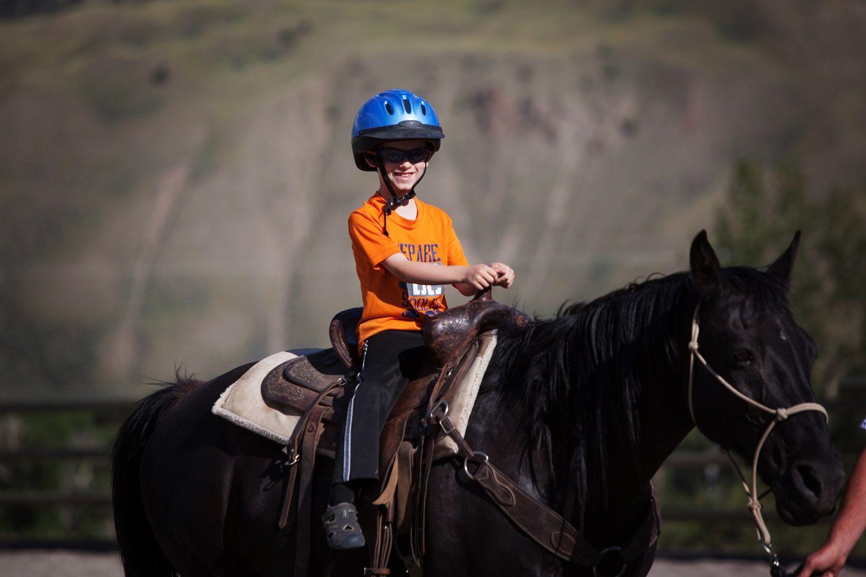 Riding In Cody Wyoming