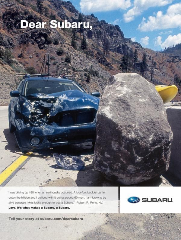 Myth Number 6 Subaru Subaru Cars Automobile