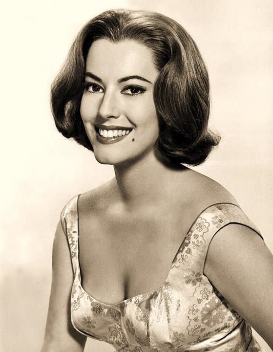"""Actress Susan Kohner- Mexican and Czech. Played a mixed race woman """"passing"""" as white in the 1959 film Imitation of Life."""