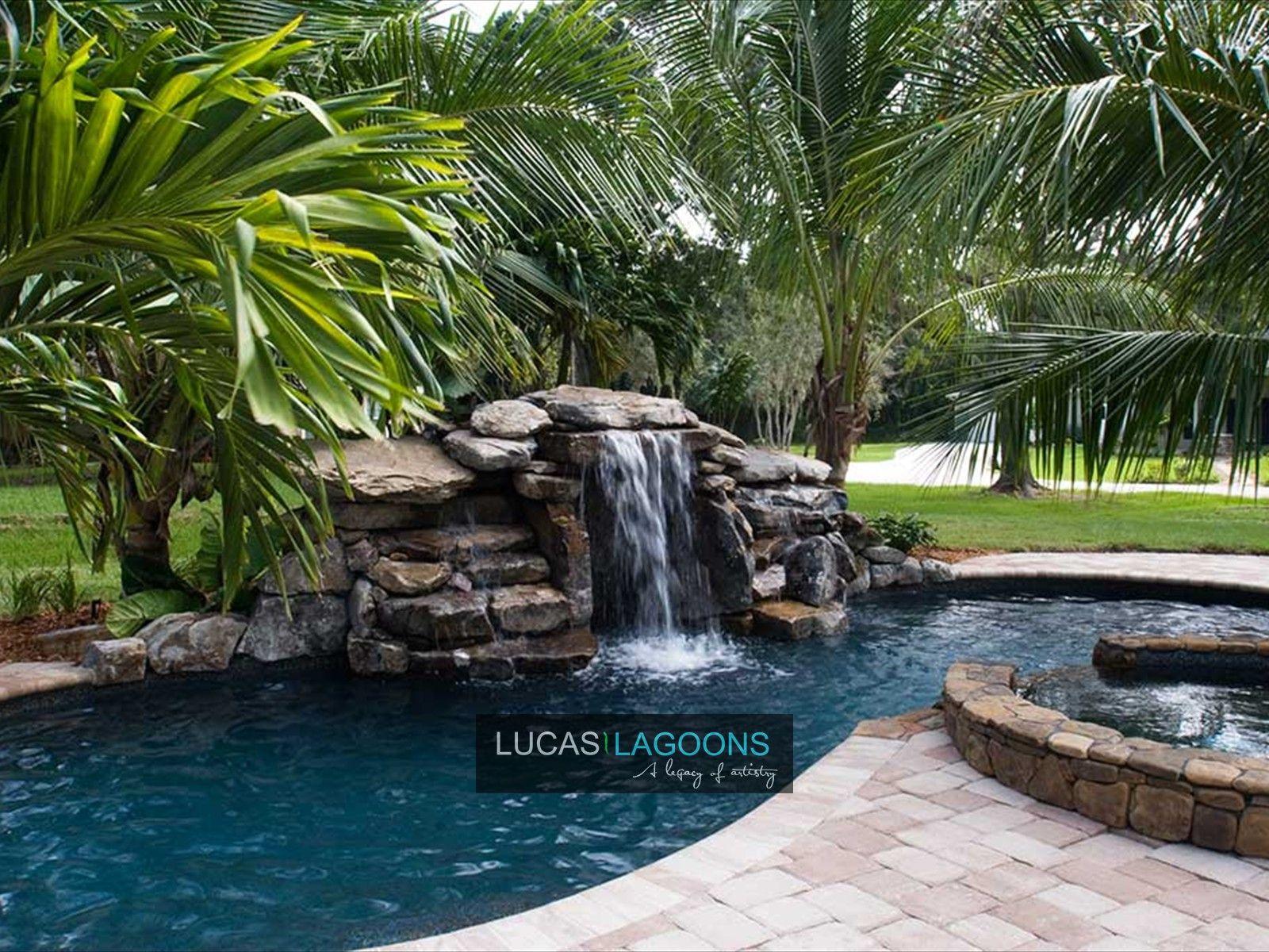 Lucas Lagoons Lagoon Pool Lucas Lagoons Pools Pool