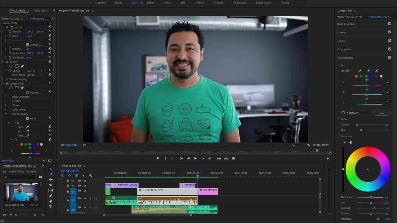 Adobe Video Editor For Pc