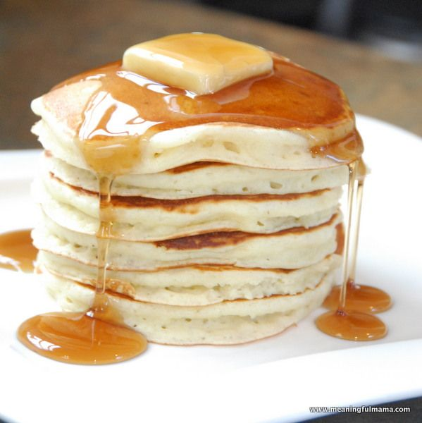 My favorite fluffy pancake recipe more fluffy pancakes ideas meaningful mama my favorite fluffy pancake recipede these jan 28th and ccuart Images