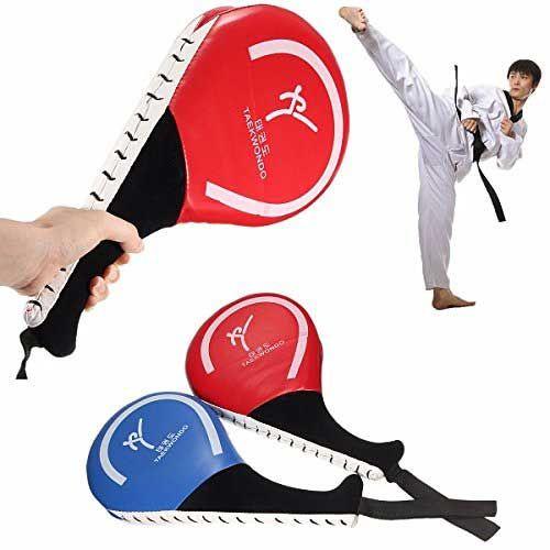 Kids Taekwondo Kick Pad Target Tae Kwon Do Karate Kickboxing MMA Training Gift