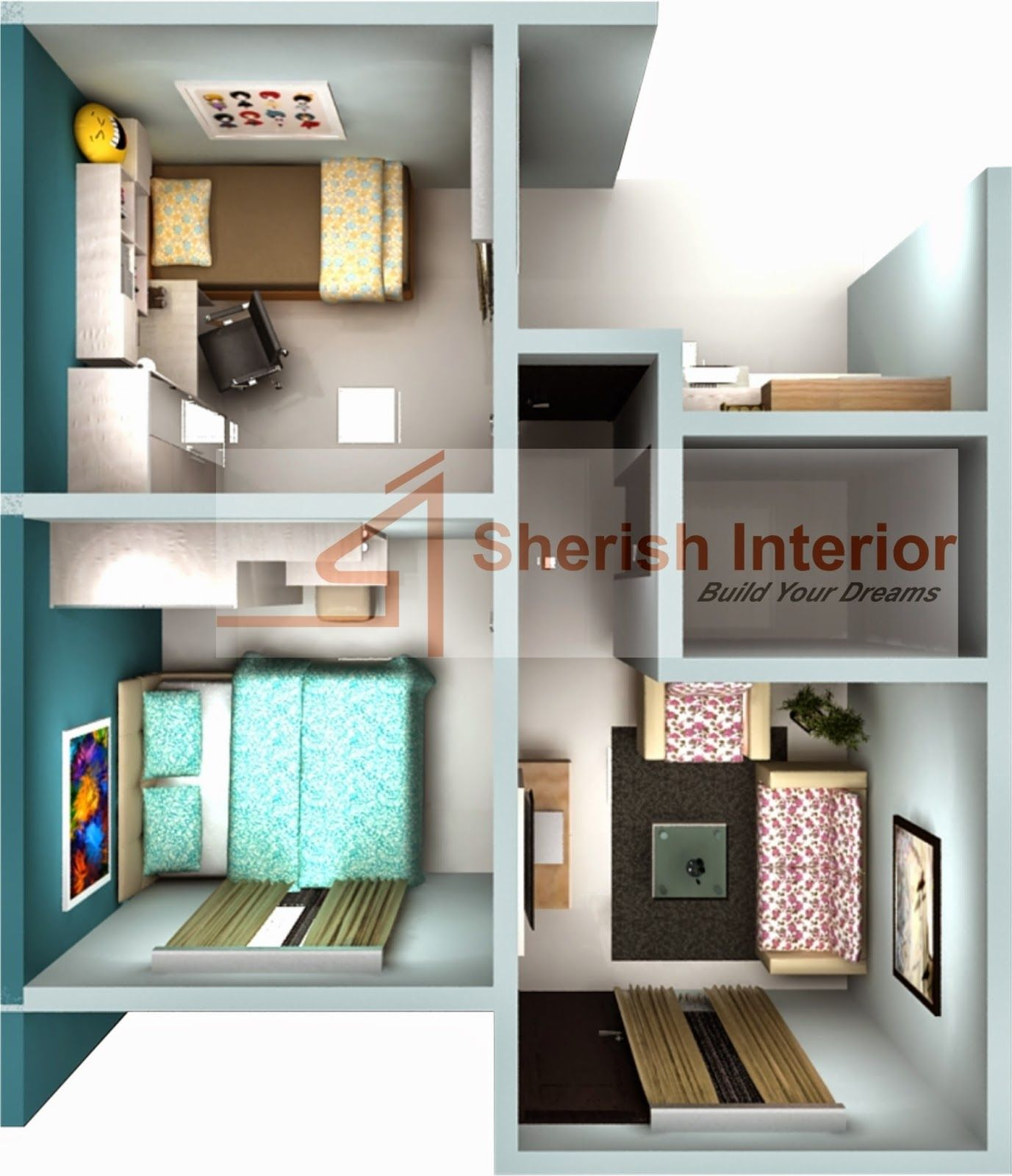 Sherish interior rumah tinggal type also ona nurdiana onurdiana on pinterest rh