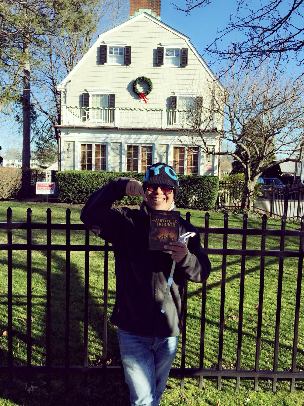 The actual Amityville Horror house ..... | I LAV HORROR MOVIES ... on christmas mobile al, top 20 biggest house in al, boykin mobile al, theodore high school mobile al, haunted house mobile al,