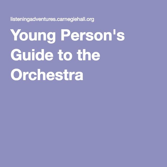 Games & Listening Guides from Carnegie Hall » ClickSchooling