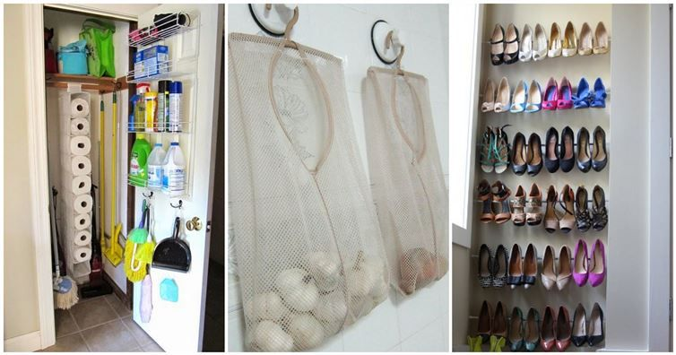 19 DIY Hacks To Organize Your Whole House