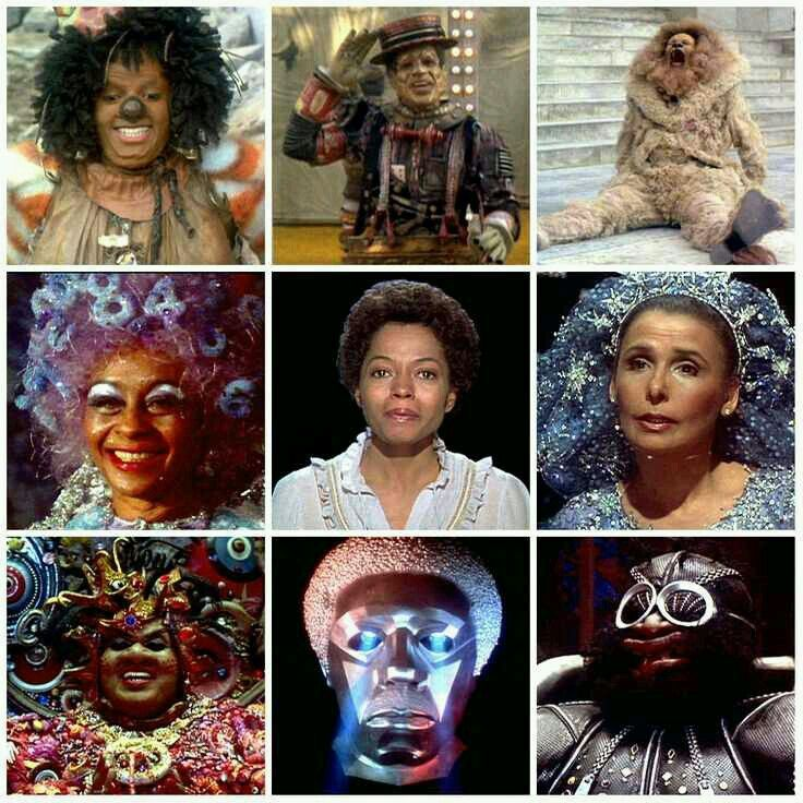 THE WIZ 1978 The wiz, Musical movies, African american