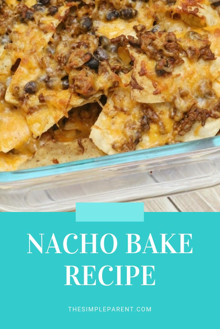 Oven Baked Nachos Nachos Recipe Oven Nachos Recipe Baked Nachos