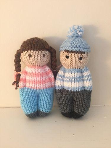 Photo of Ravelry: estherjoys Izzy Doll  #estherjoys #knittingmodelideas #ravelry