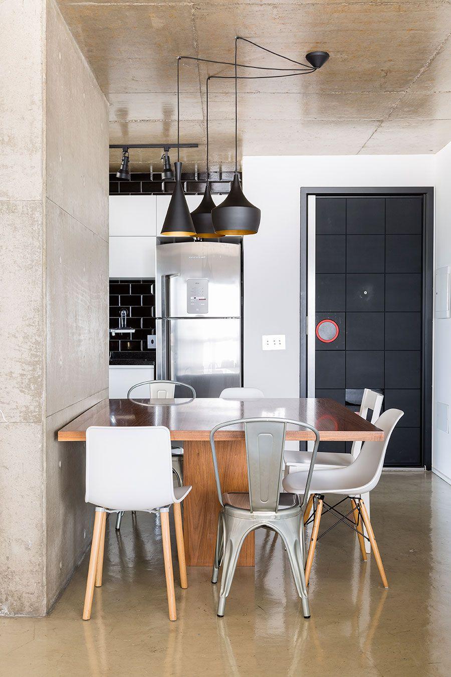 Open House Apartamentos Pequenos Plantas E Apartamentos -> Lustres Pendentes Para Sala De Jantar Pequena