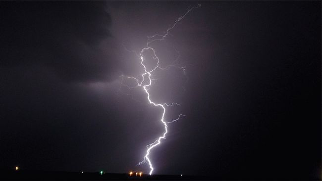 iWitness Weather Lightning