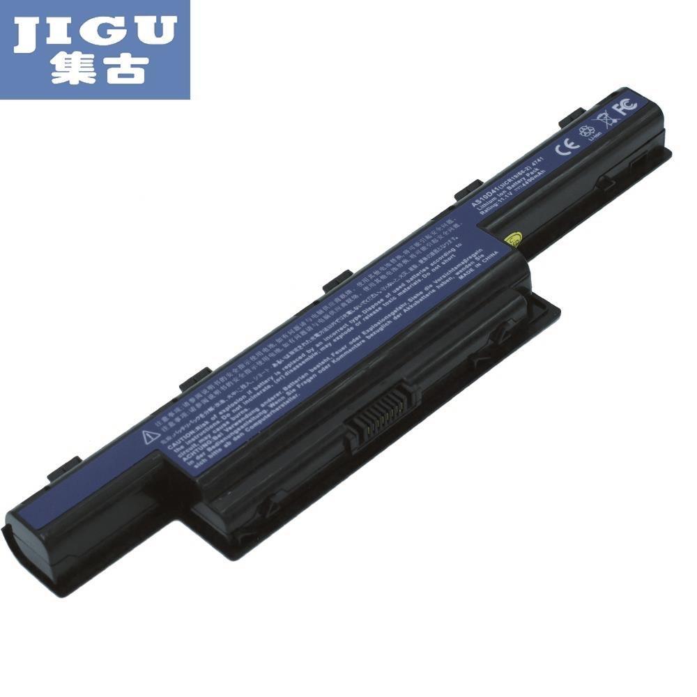 Jigu E1 431 E1 471 Laptop Battery For Acer Aspire V3 V3 471g V3 771g E1 E1 421 E1 531 E1 571 Series V3 551g V3 57 Laptop Accessories New Laptops Laptop Battery