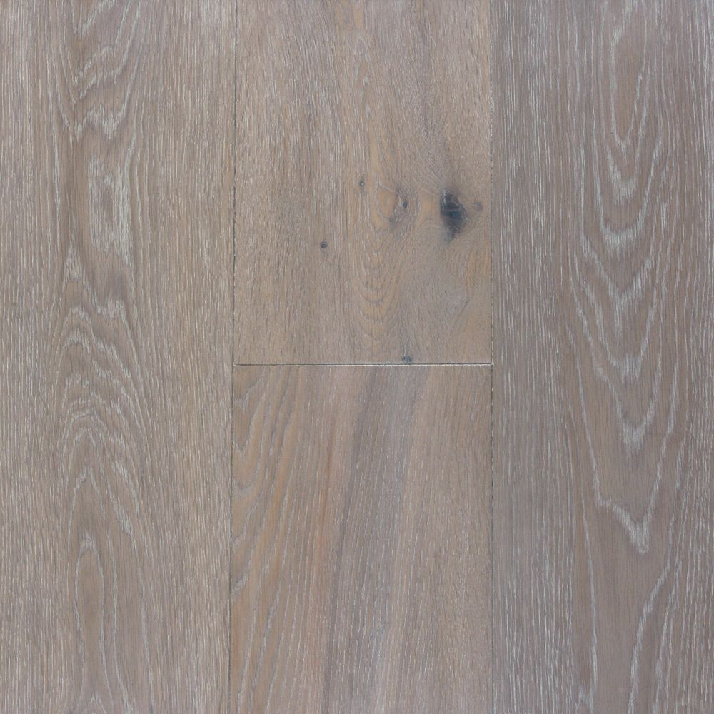Pc Brown White Washed Engineered Wood Floor This Creamy And