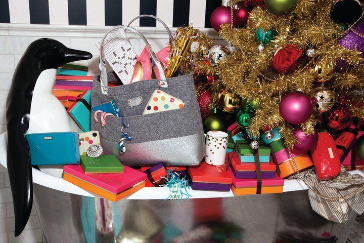 style redux a kate spade christmas