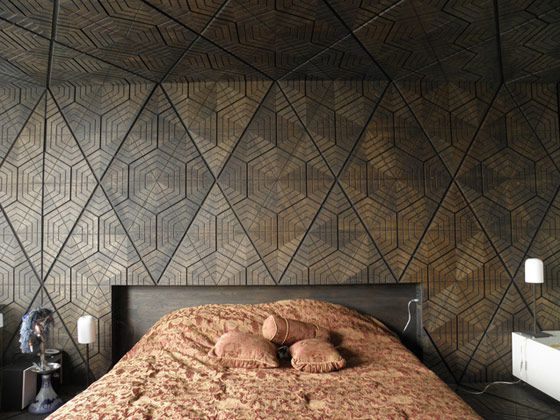 Texture and Shape Aedes Studio Modern interiors Shapes and Studio