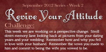 Advice on Husbands attitude