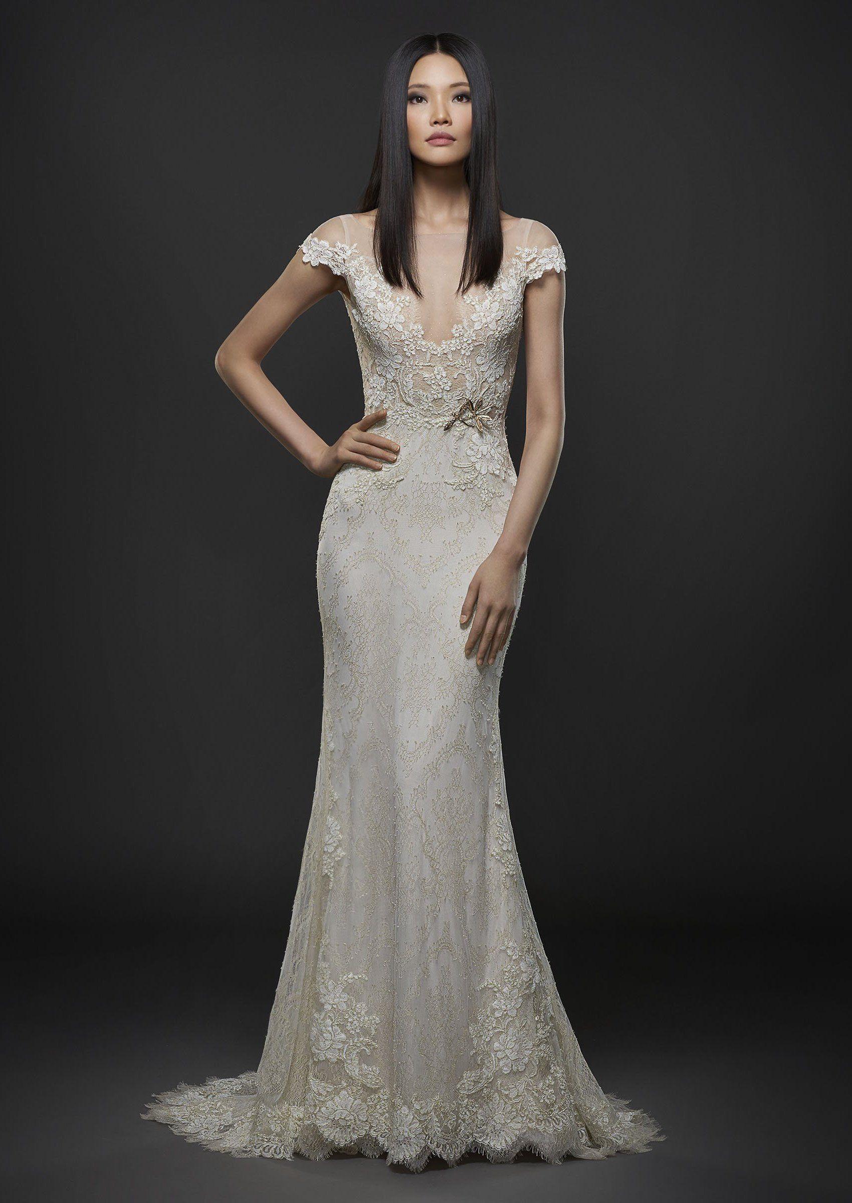 Lazaro 3763 Wedding dresses unique, Lazaro wedding dress