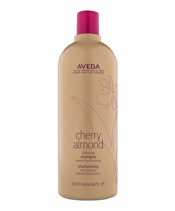 Cherry Almond Softening Shampoo 1000ml #organichaircare