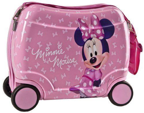 1c5c1520fdb9 Found on Amazon | Shir;ey in 2019 | Minnie mouse luggage, Minnie ...