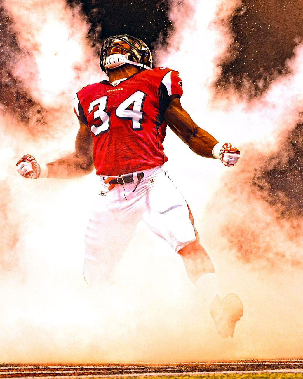 Ovie Entrance Atlanta Falcons Atlanta Falcons Logo Atlanta Falcons Football