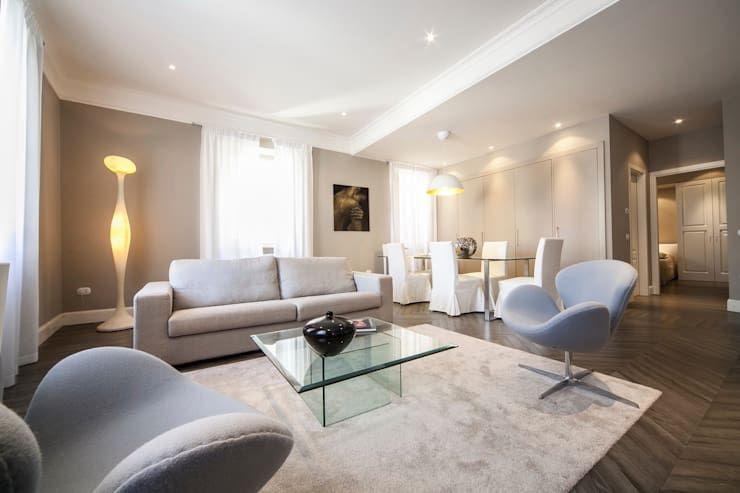 Photo of Ristrutturazione e Interior Design Casa Moderna 100 mq a Perugia   homify