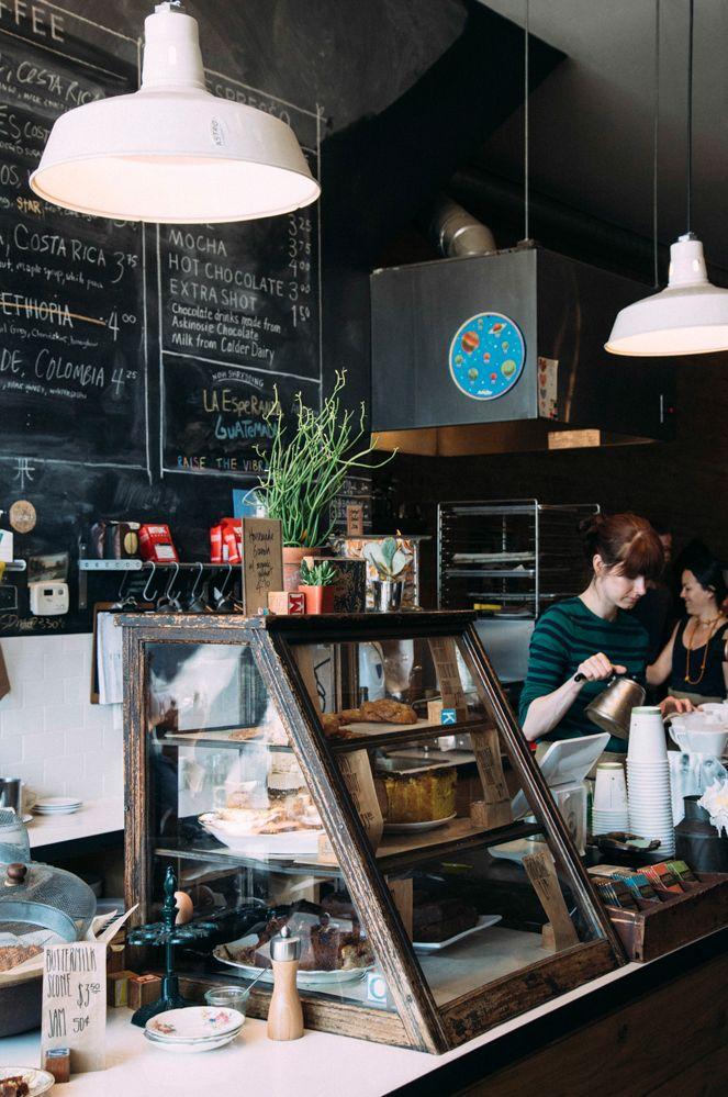 Coffee Cafe Idee Fur Kuchen Vitrine Klein Selberbauen Cafe