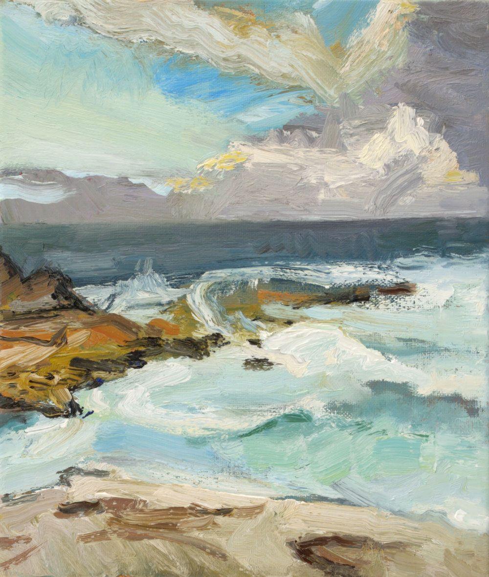 Robert Malherbe News Jan Murphy Gallery Abstract Art Landscape Abstract Landscape Painting Landscape Paintings