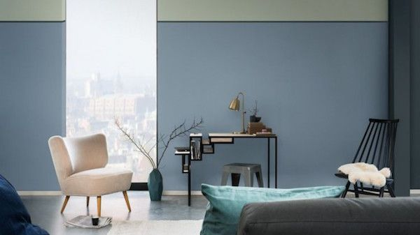 5 Fashion Color Trends AW 2017/18 Translated Into Interior Design    Eclectic Trends